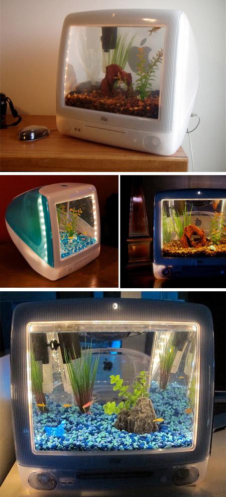 Aquarium iMac